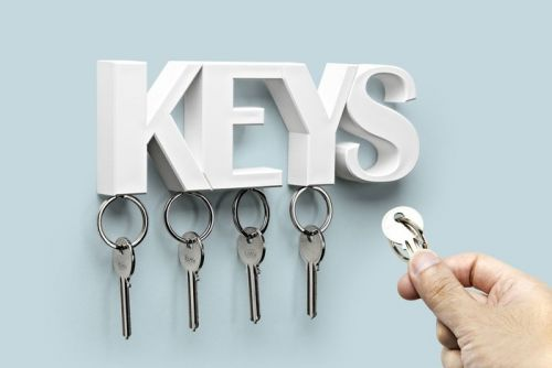 Keys key holder