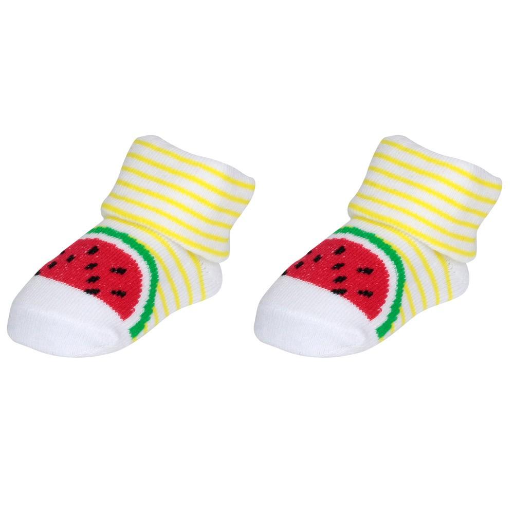 Sokken fruit set van 3