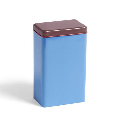 Tin by Sowden blue