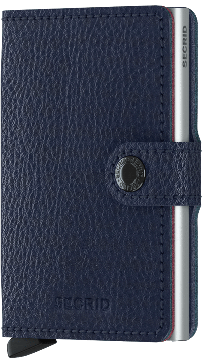 Mini wallet veg navy