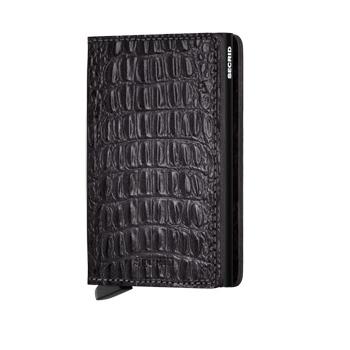 Slim wallet nile black