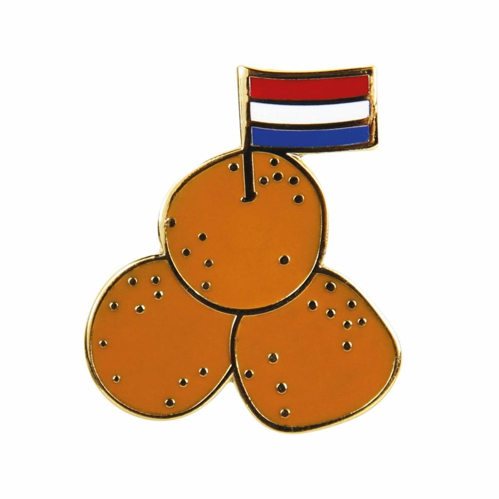 Dutch pin bitterballen