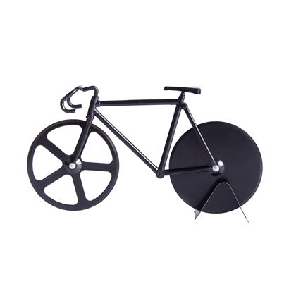 Fixie pizzasnijder pure black