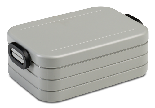 Lunchbox to go midi zilver
