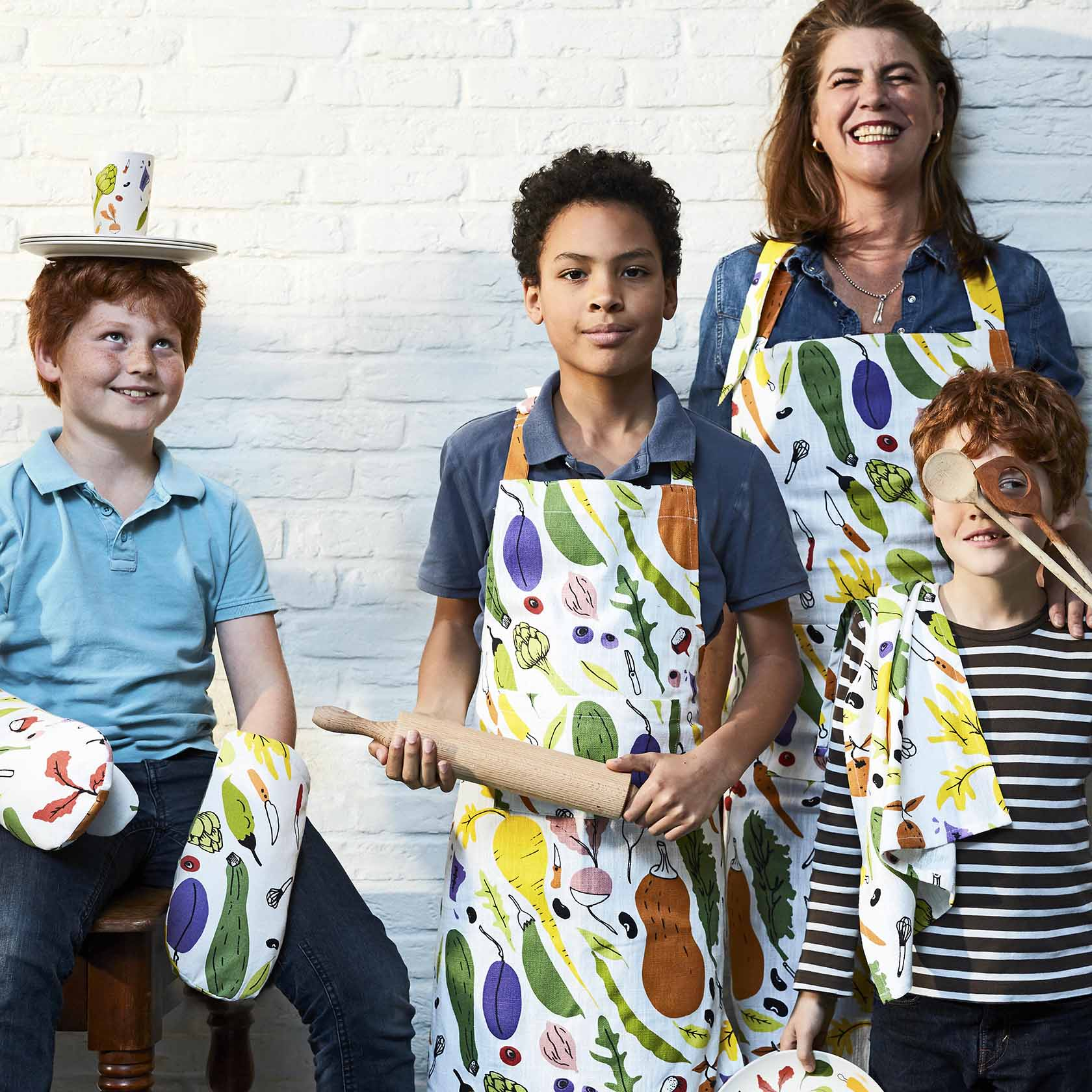 Yvette van Boven apron