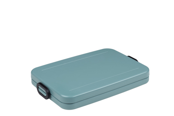 Lunchbox to go flat nordic green
