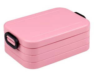 Lunchbox to go midi nordic pink