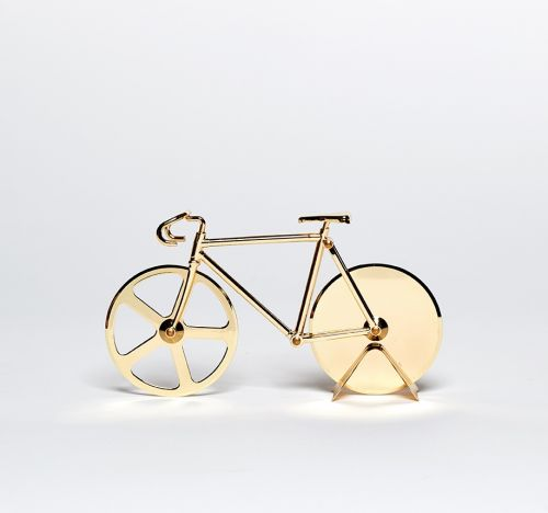 Fixie pizzasnijder gold