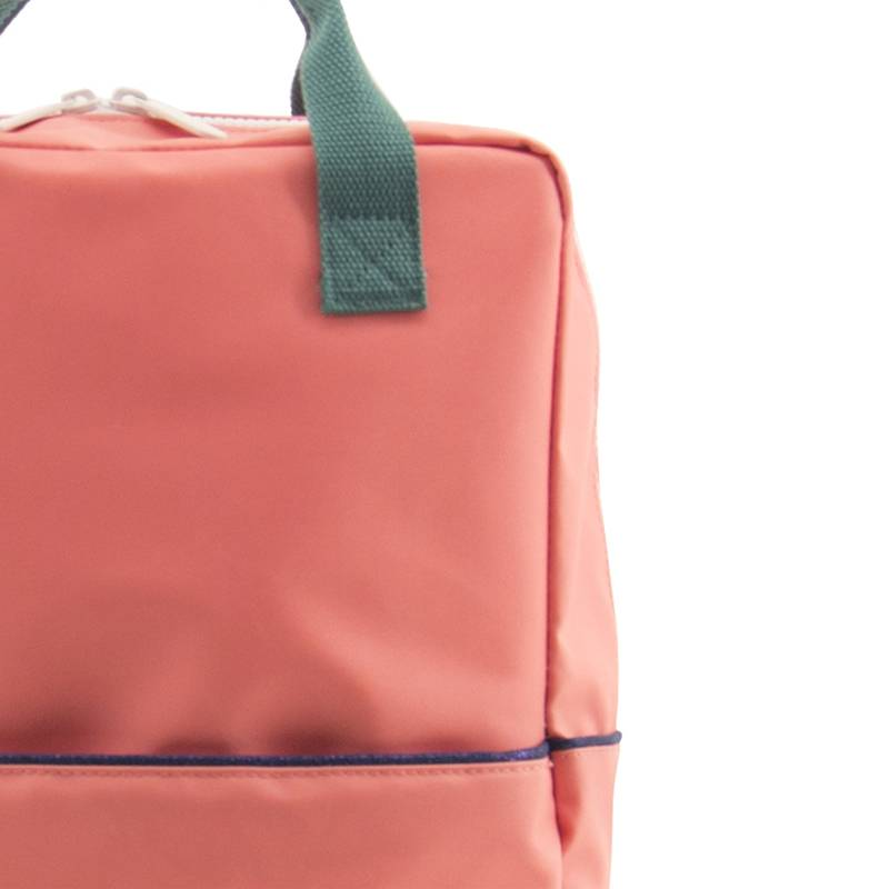 Sticky lemon backpack large peachy pink