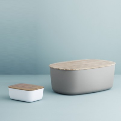 Box-it bread box white