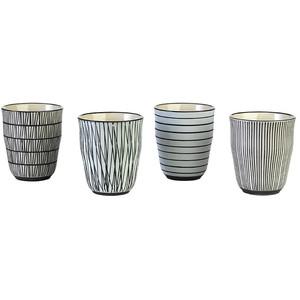 Cups pastel afresh set van 4