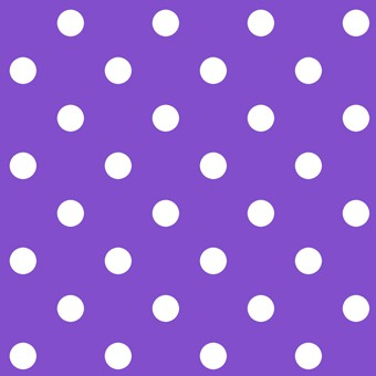 Bikecap purple dot