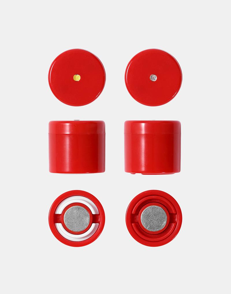 Lucetta bike light red