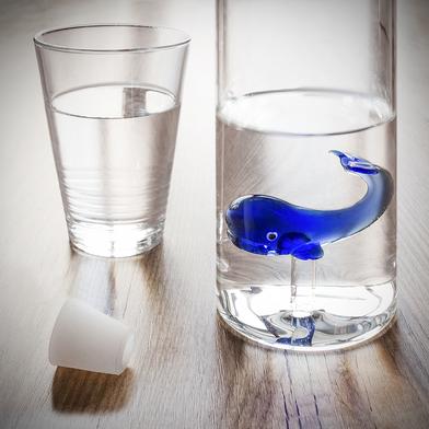 Bottle blue whale 1,2 l