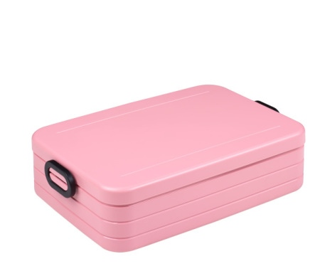 Lunchbox to go large nordic pink