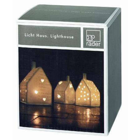 Light house leaves