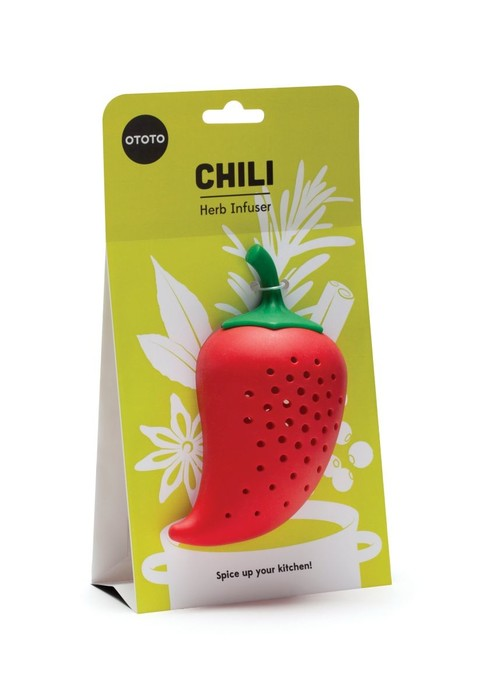 Chili herb infuser
