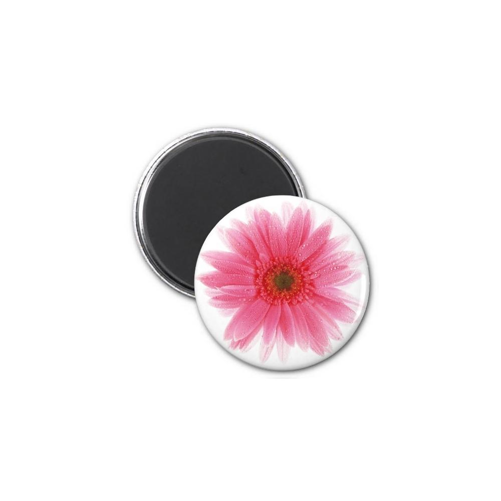 Bloemen magneet