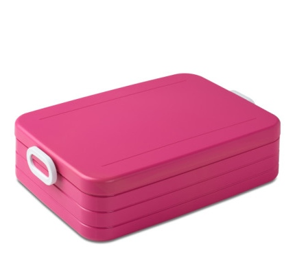Lunchbox to go large pink