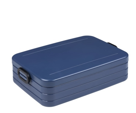 Lunchbox to go large nordic denim