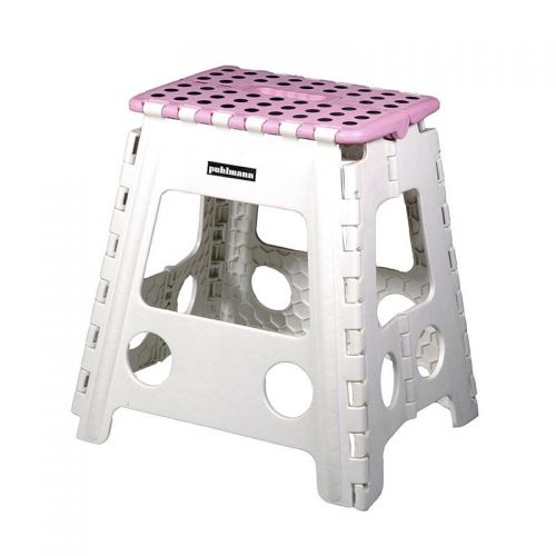 James XL foldable stool pink