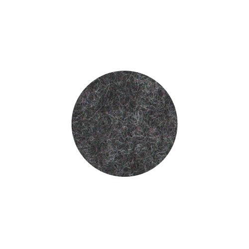 Onderzetter 9cm graphite 08