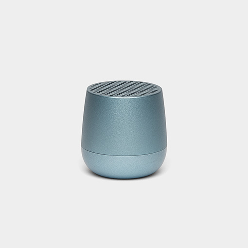 Mino bluetooth speaker light blue