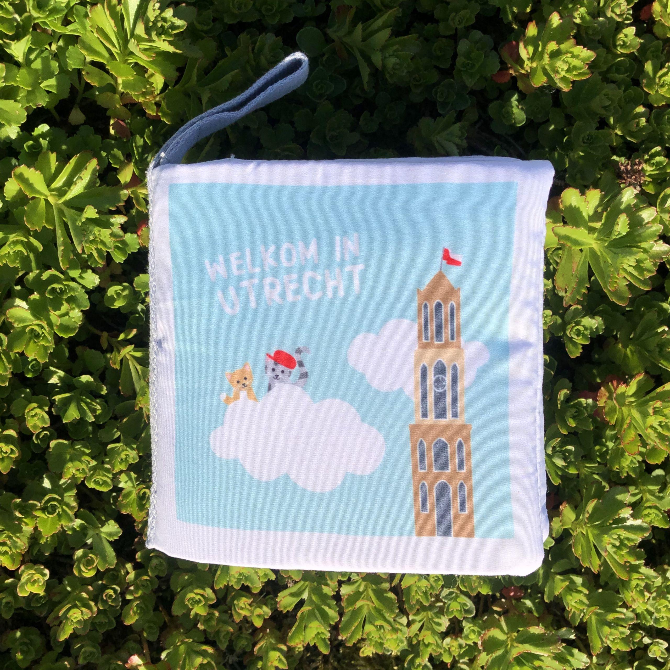 Knisper babyboekje Utrecht