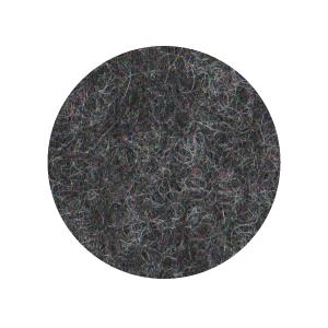 Onderzetter 16cm graphite 08