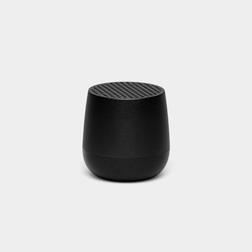 Mino bluetooth speaker metal black