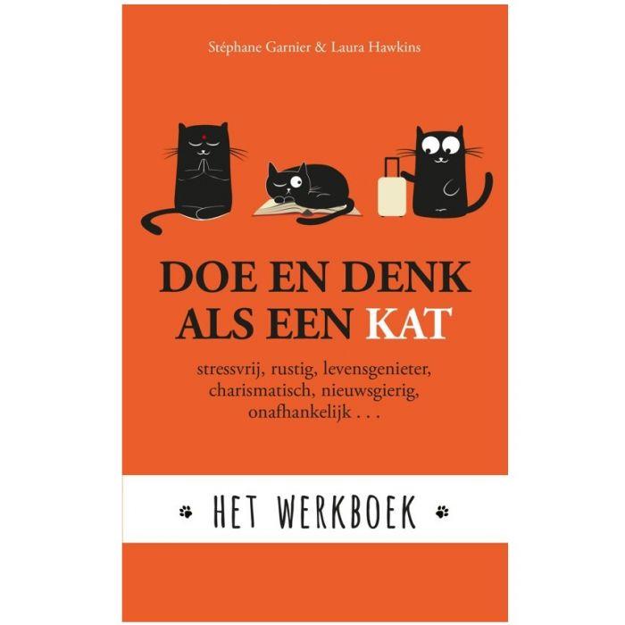 Doe en denk als een kat werkboek