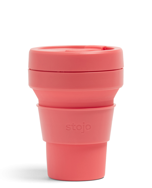 Pocket Cup Brooklyn Coral 355ml