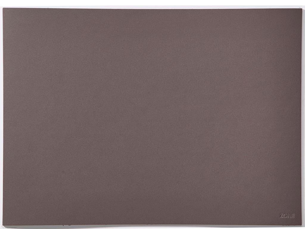 Lino placemat taupe brown