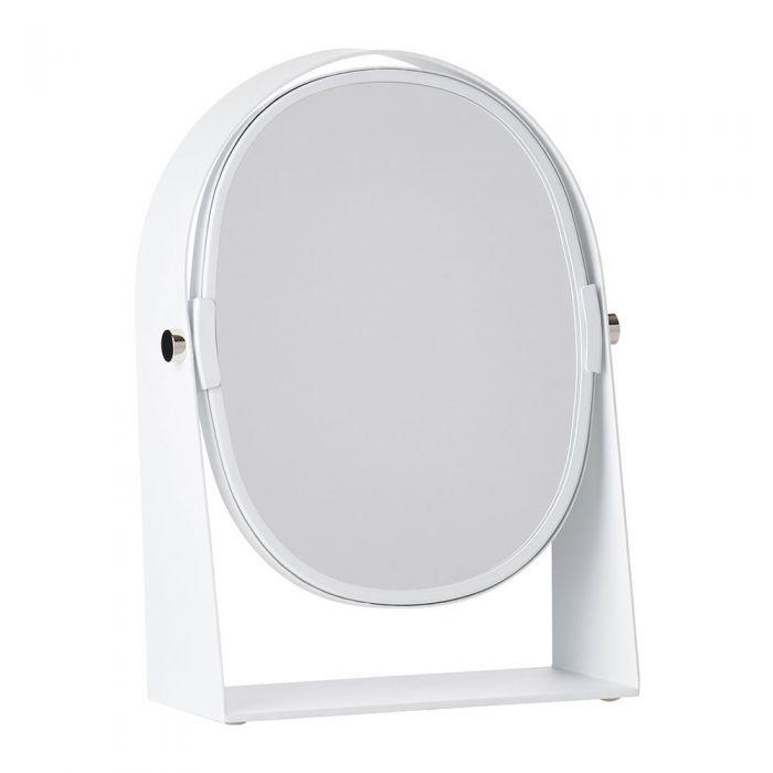 Table mirror white ume