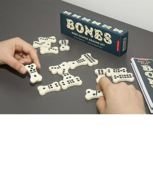 Dog Bone Dominos