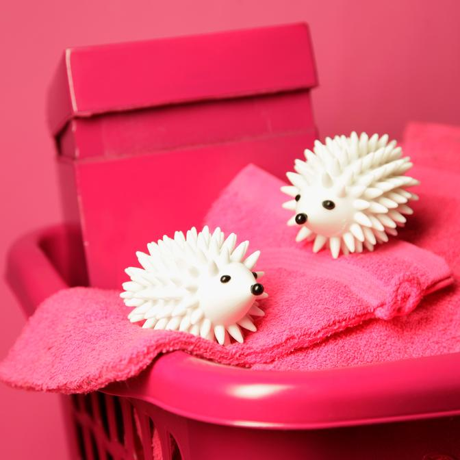 Dryer buddies hedgehog set of 2