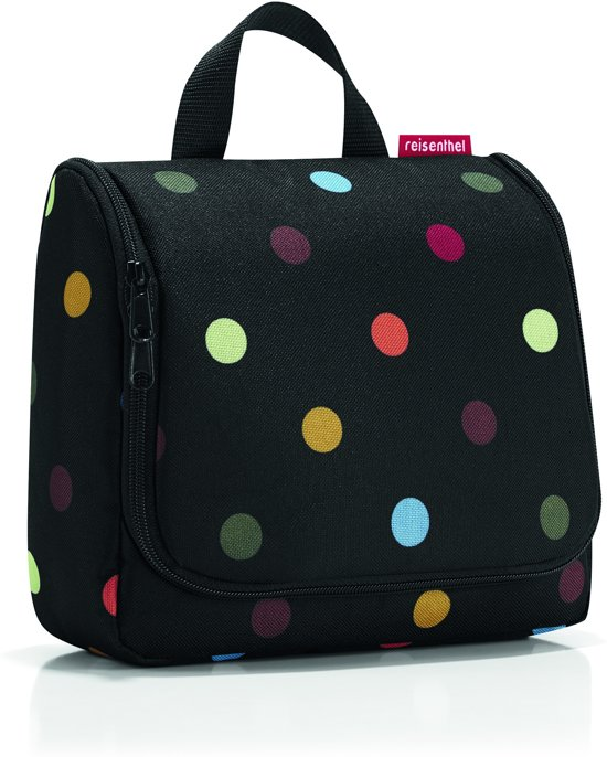 Toiletbag mixed dots
