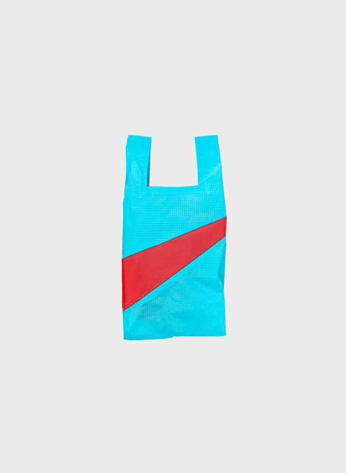 Shoppingbag 2015 keyblue & redlight RGB S