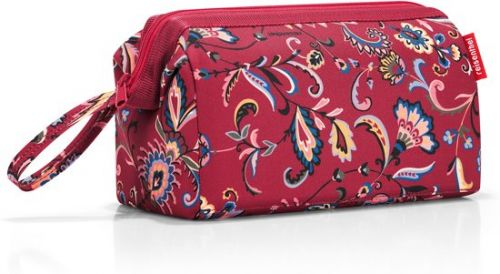 Travelcosmetic paisley ruby