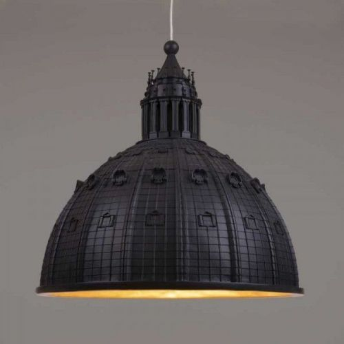 Cupolone lamp grey