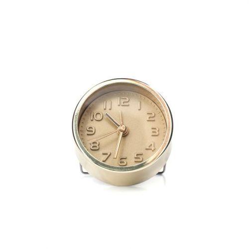 Copper alarm clock