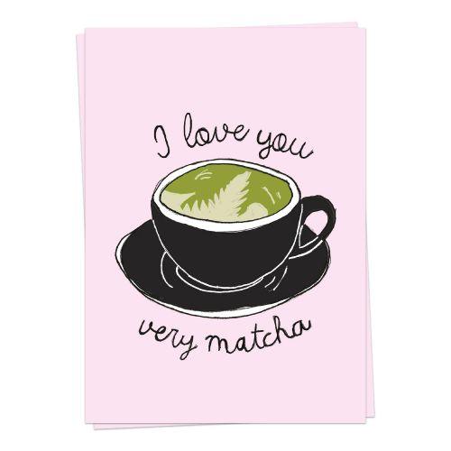 Coffee - very matcha