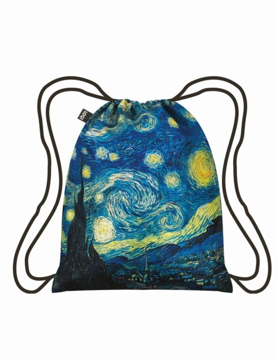 Backpack the starry night