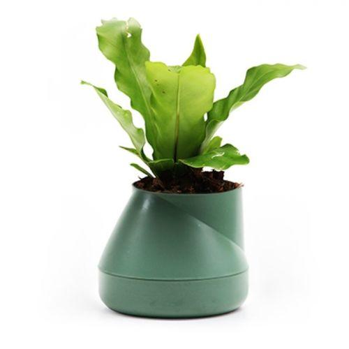 Hill pot s - Green