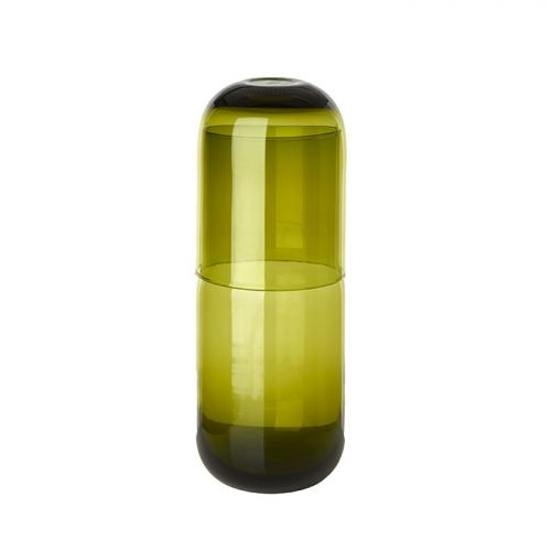 Jug and glass green