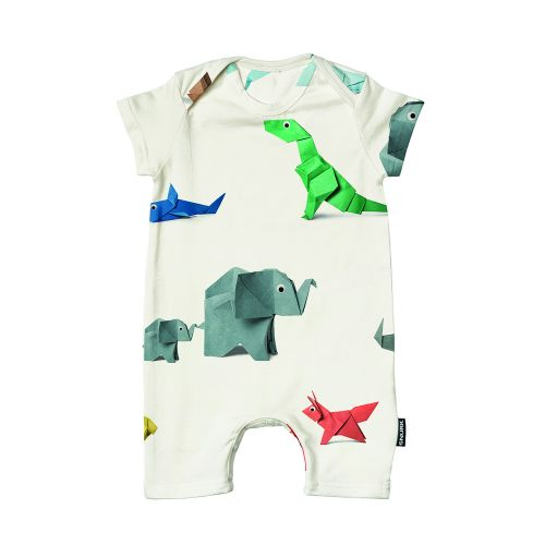 Playsuit paper zoo 56