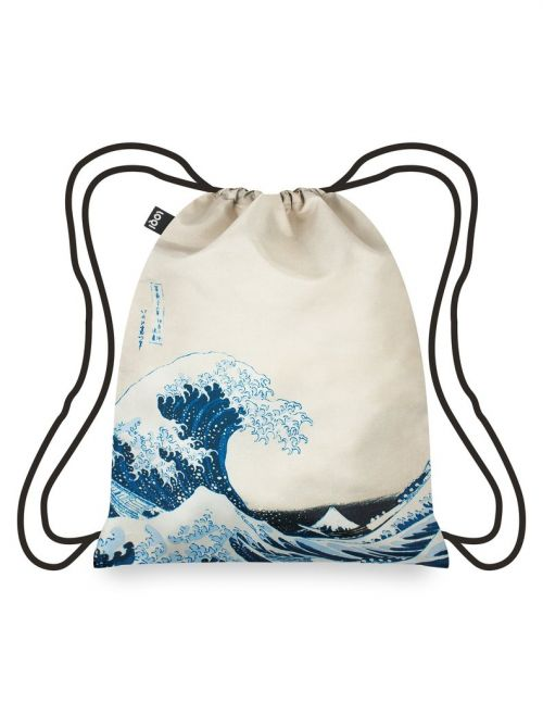 Backpack museum the great wave
