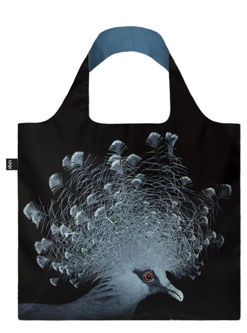 Loqi Nat. Geographic - Crowned Pigeon