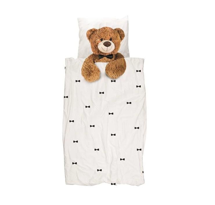 Teddy dekbedovertrek 140X200/220