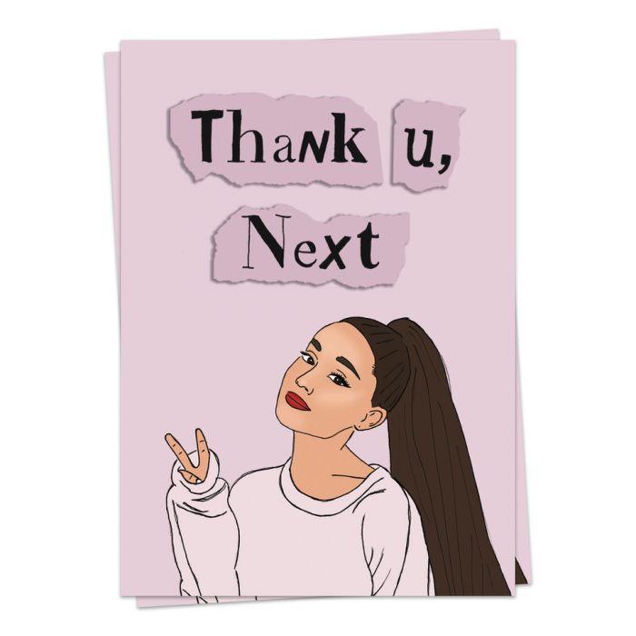 #18FW - thank you, next